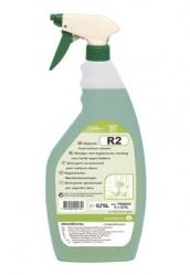 Универсальное моющее средство для уборки водостойких поверхностей и полов Room Care R2