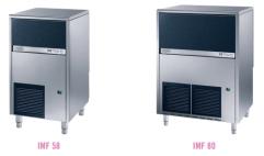 Льдогенераторы чешуйчатого льда (пальчик) IMF58/80 (45/ 75 кг/сутки)