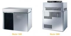 Льдогенераторы чешуйчатого льда (хлопья) Muster 1500/2000 (1500/2200 кг/сутки)