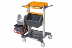 Уборочная тележка Mini Trolley Wet
