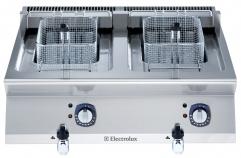 Фритюрница электрическая настольная, 2х12 л
