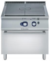 Плита газовая с цельной поверхностью и газовой духовкой