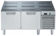 Подставка холодильная, 1200 мм (2 выдвижных ящика)