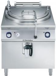 Котел пищеварочный электрический, 100 л, косвенный нагрев, автоматический долив