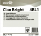 Отбеливатель для применения при низких и средних температурах Clax Bright 4BL1