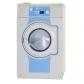 Профессиональная отжимная стиральная машина, 75 л