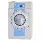 Профессиональная отжимная стиральная машина, 85 л