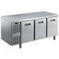 Стол морозильный Electrolux, 415 л, 3 двери