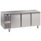 Стол холодильный Electrolux, 3 двери, 415 л, без рабочей поверхности