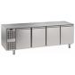 Стол холодильный Electrolux, 4 двери, 560 л, без рабочей поверхности