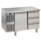 Стол холодильный Electrolux, 1 дверь и 3 ящика, 265 л