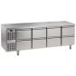 Стол холодильный Electrolux, 8 ящиков, 560 л