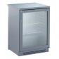 Холодильный стол со стеклянной дверью, 160 л, серый