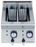 Фритюрница электрическая настольная, 2х5 л