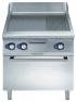 Жарочная поверхность газовая на газовой духовке (рифленая + гладкая чугунная поверхность), 800 мм
