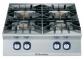 Плита газовая настольная, 4 конфорки (10 кВт)