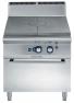 Плита газовая концентрического нагрева с конвекционной духовкой, 800 мм